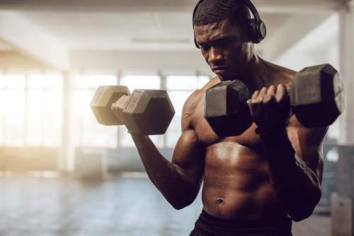 Augmenter intensité entraînement