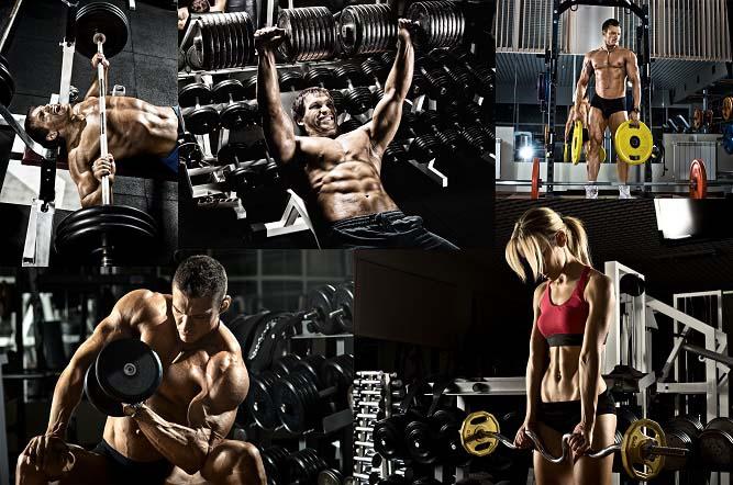 les exercices de musculation pour niveau moyen