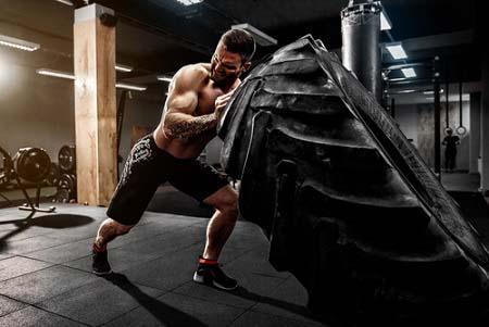La musculation booste la testostérone