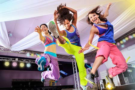 Zumba cours collectifs