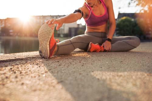 Le yoga améliore la souplesse et l'équiibre