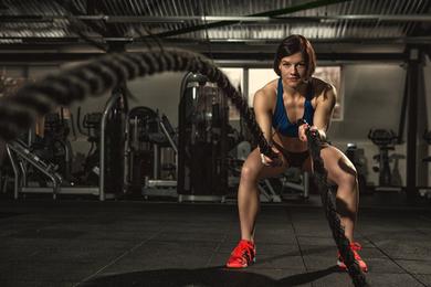 Le CrossFit brûle les graisses