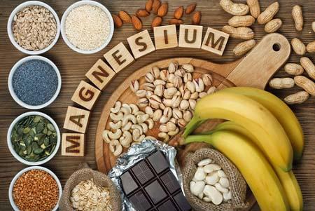 Le magnésium pour la récupération