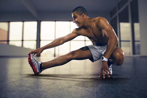 Les étirements et le développement musculaire