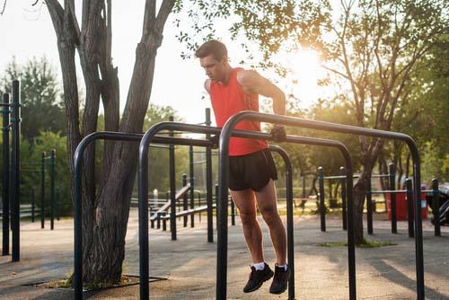 les avantages de la musculation au poids de corps