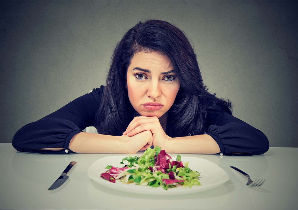 Erreurs nutrition remis en forme