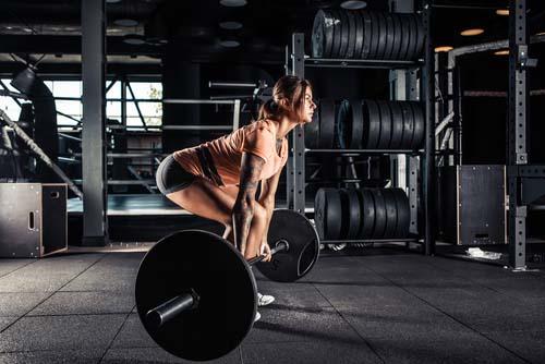 Les exercices de musculation pour les femmes