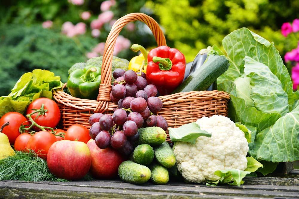 Les fruits et légumes pour la forme et la santé