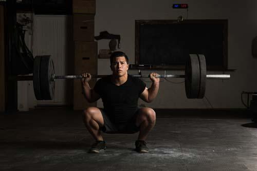 Le squat est-il obligatoire?