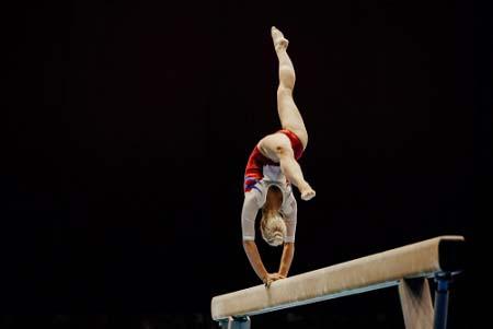 Les agrès en gymnastique