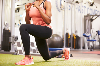 Lunges CrossFit