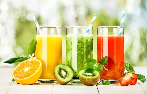 Evitez les jus de fruits pendant votre régime