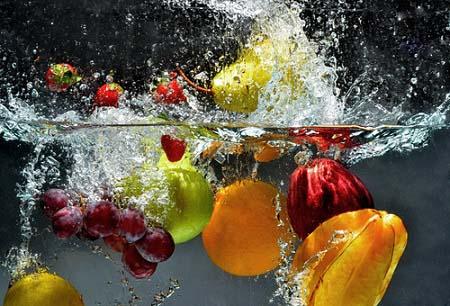 Mangez plus de fruits et légumes pour mincir