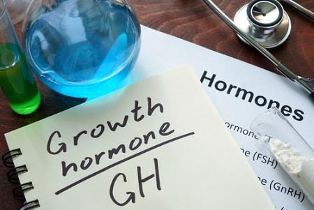 Mélatonine et hormone de croissance