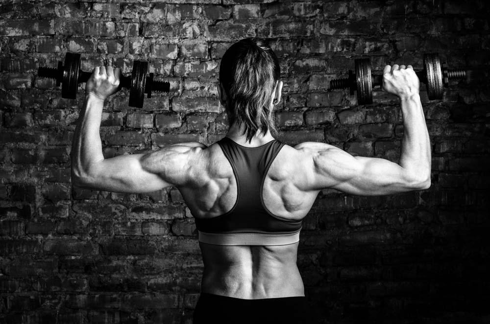 Musculation des épaules pour les femmes