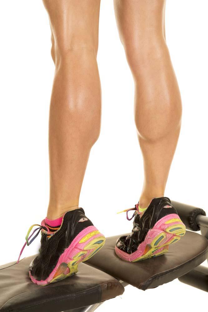 La musculation des mollets pour les femmes