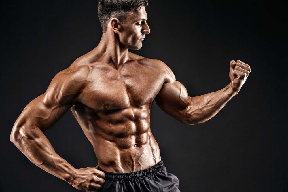 Guide par muscle pour les hommes