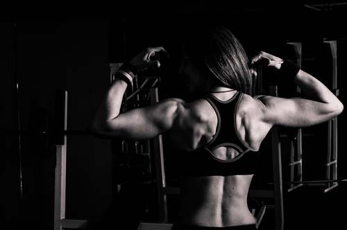 Mesdames, ne négligez aucun muscle
