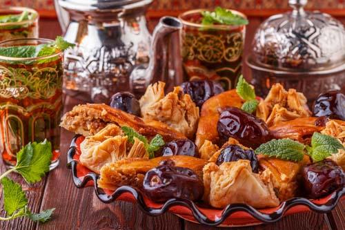 Evitez les sucreries pendant le Ramadan