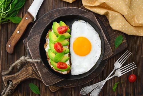 N'oubliez jamais le petit-déjeuner