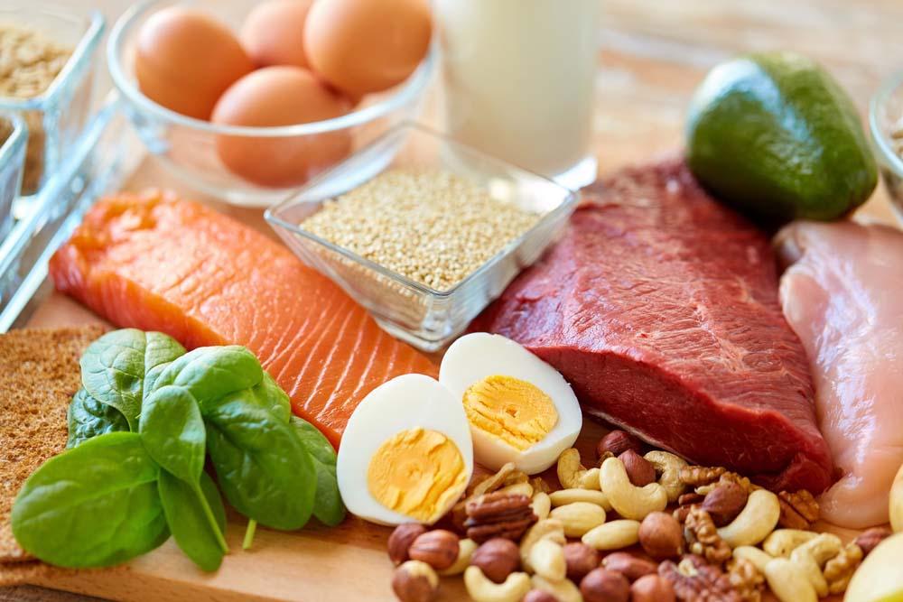 Calories pour la prise de masse