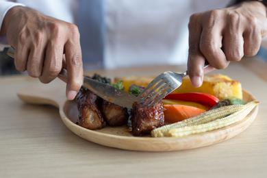 L'humain est omnivore