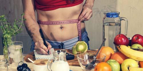 Perdre du poids et brûler les graisses