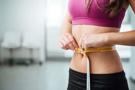 La perte de poids pour les femmes