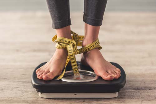 Pesez-vous régulièrement pendant votre régime