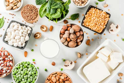 Plan alimentaire vegan