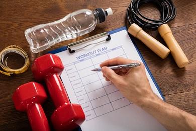 Le plan d'entraînement en circuit