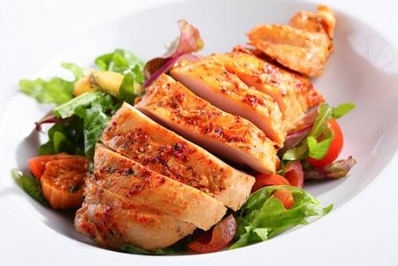 Protéine de poulet