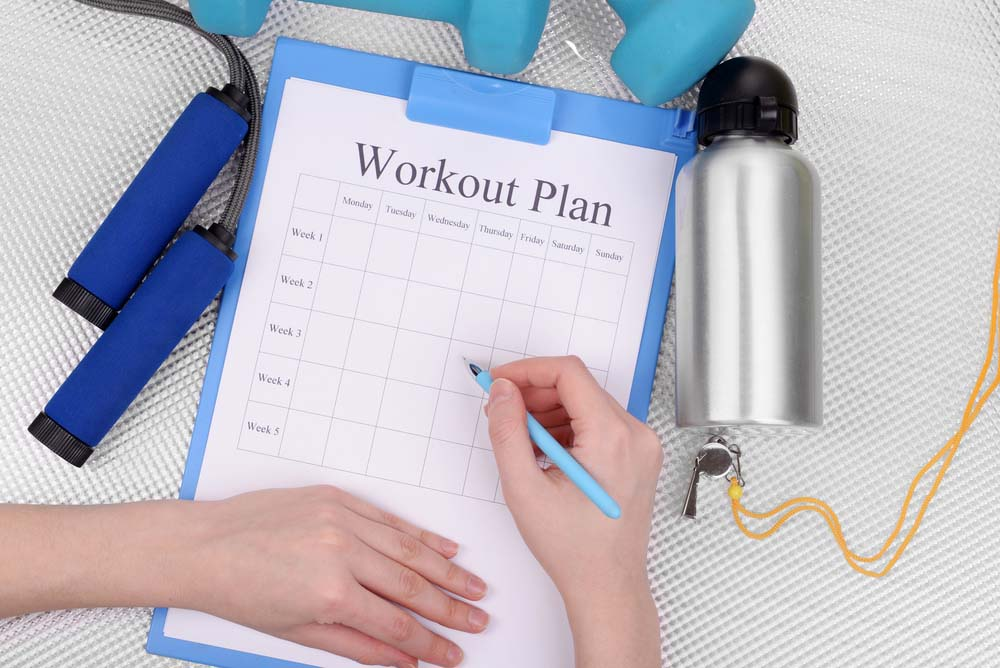 programme entraînement musculation