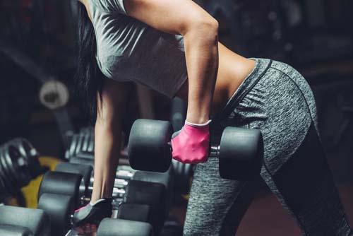 Le programme de muscu pour les femmes