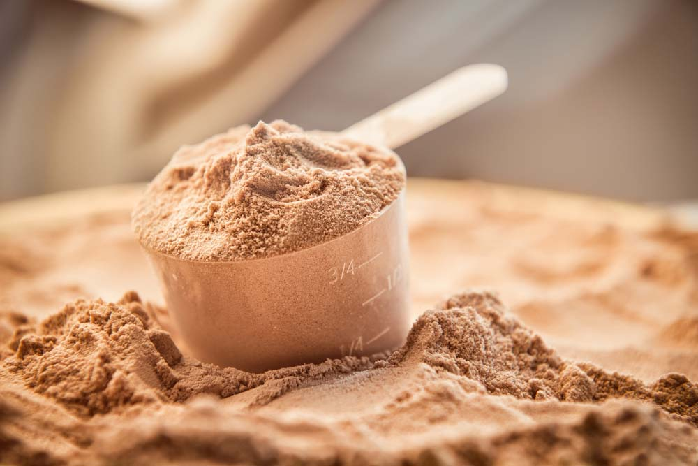 Protéines en poudre