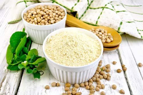 Les protéines végétales efficaces pour la prise de muscle