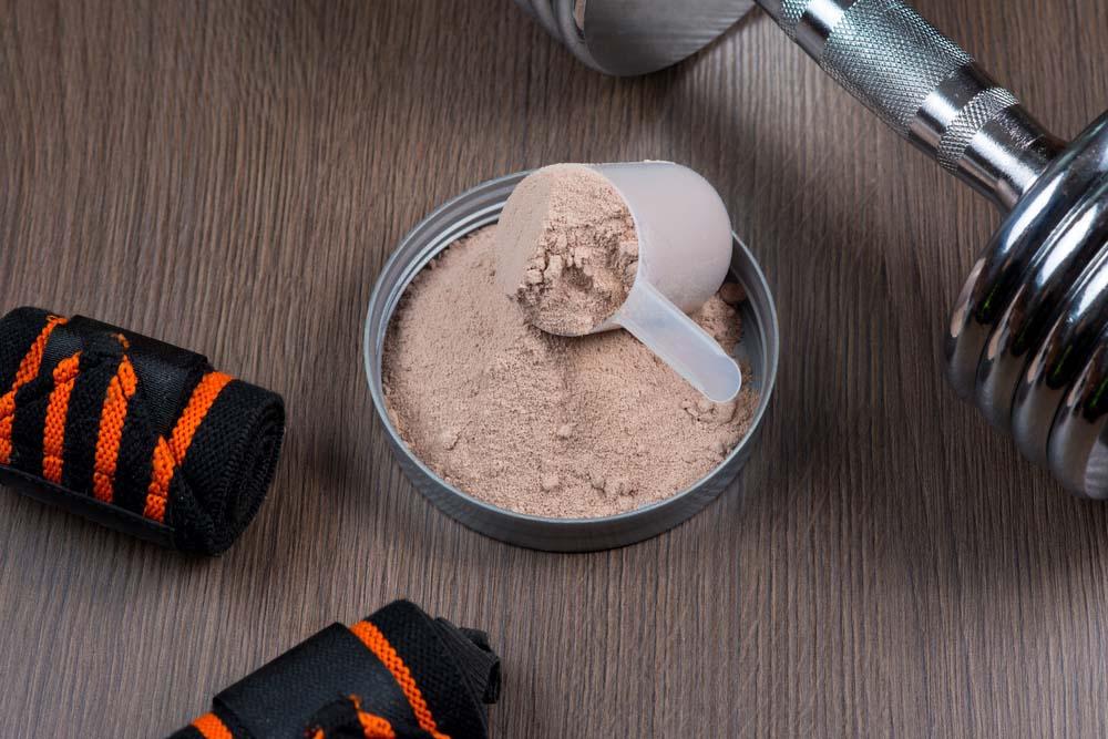 La protéine pour la construction musculaire