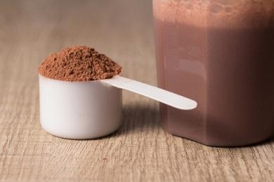 Les protéines issues du lait