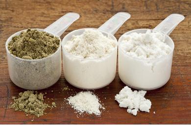 La protéine pour l'endurance