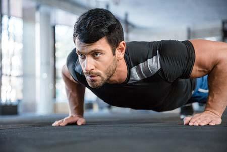 Push Ups exercice