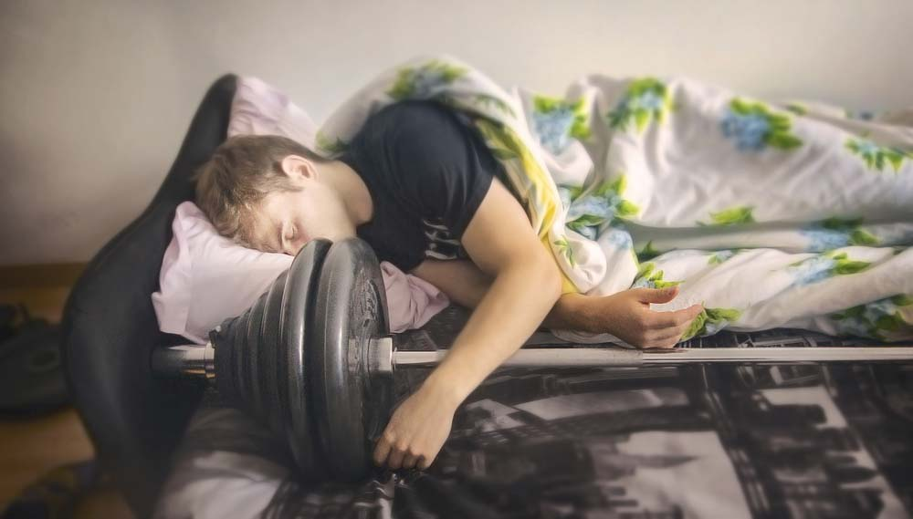 Le repos favorise la croissance musculaire