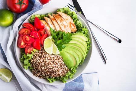 Retrouvez vos bonnes habitudes alimentaires