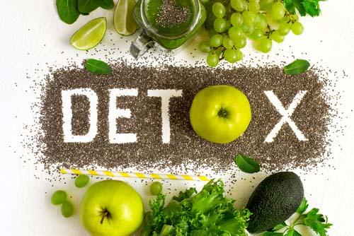 Réussir sa cure detox
