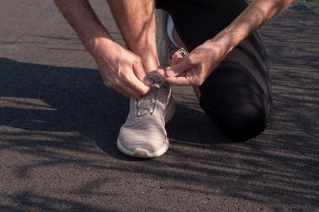 Vérifiez votre matériel avant de faire de la course à pied