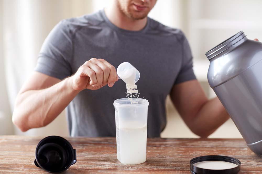 mettez des lipides dans vos shakes de protéines