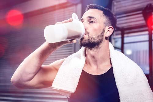 Le shaker pour la musculation