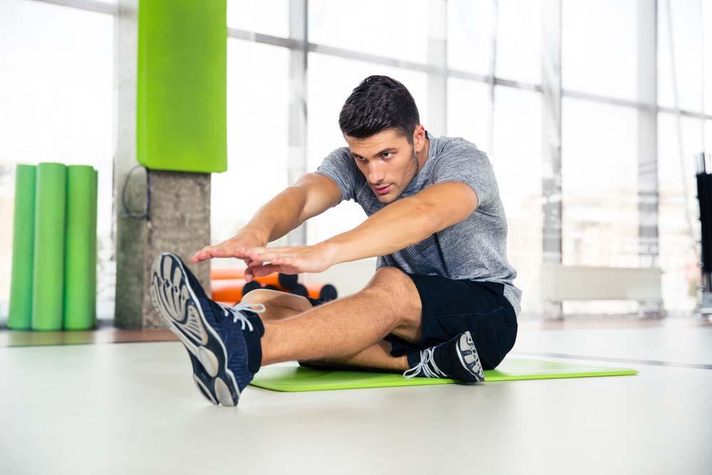 Étirez-vous après chaque séance de musculation