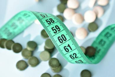 Spiruline et perte de poids
