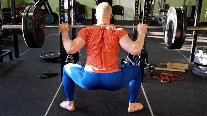 Squat sumo
