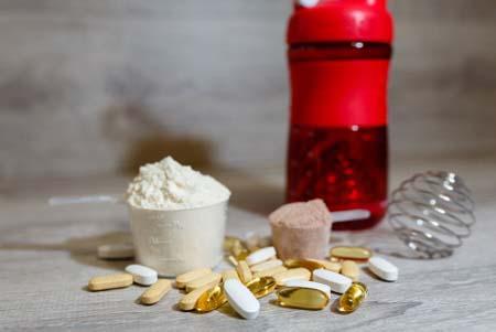 Tous les suppléments pour prendre du volume musculaire